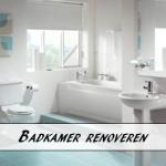 Offertes badkamer renoveren