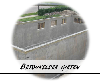 prijzen betonkelder storten