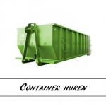 prijs container huren