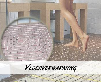 Vloerverwarming offerte