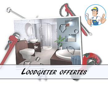 loodgieter offerte