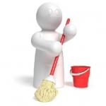 schoonmaakbedrijven vinden