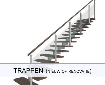 Traprenovatie of nieuwe trap gratis offertes aanvragen for Huis trappen prijzen