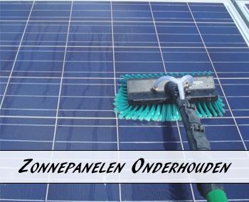 Prijzen vergelijken zonnepanelen reinigen