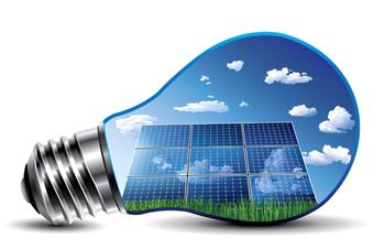 Zonnepanelen groene energie